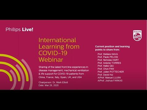 COVID-19. Международный опыт борьбы с заболеванием