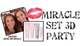 Miracle Set 3D: Mary Kay Party Tutorial