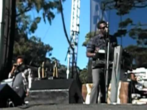 Tv on the Radio *Crying* Outside Lands Festival