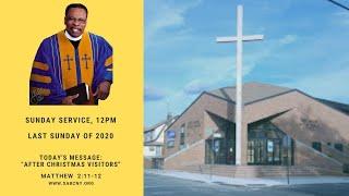 St. Albans Baptist Church, Online Service 12.27.20