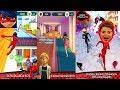 Download Mucize Uğur Böceği ile Kara Kedi Türkçe Oyunu 🐞 Adrien Ladybug Game 🐞 2018 🐞 Series 1