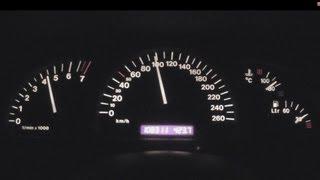 2001 Opel Vectra B Comfort 2.2 16V 147 HP 0-100 km/h Acceleration