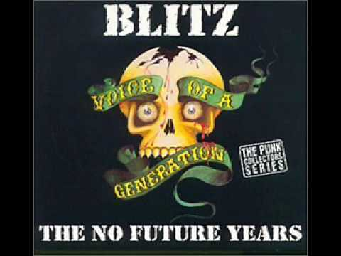 Blitz - We Are The Boys