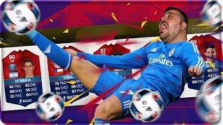 THE BEST SHOOTERS FUT DRAFT CHALLENGE  F FA 16
