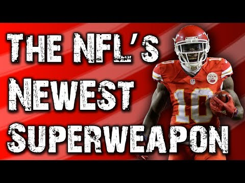 The Film Room Ep. 38: Tyreek Hill - The NFL