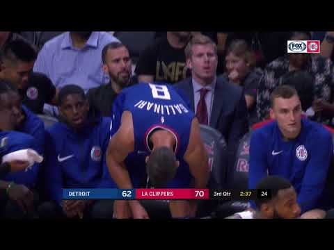 Tobias Harris Full Game Highlight VS Los Angeles Clippers (12Points)