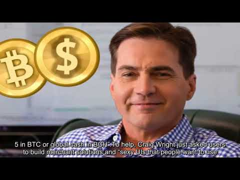 'Bitcoin Creator' Craig Wright Claims 2018 Will Be the Year of Bitcoin Cash