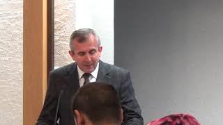 Pastor Mircea Ursu Biserica Harul 23 09 2018