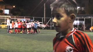 Niño cucuteño entrenará una semana con el Barcelona