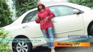 Autocar ShowToyota Corolla Altis Diesel