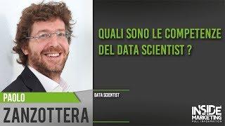 Data scientist e digitalizzazione nelle imprese | Paolo Zanzottera
