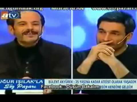 ünlü türk ateist nasıl müslüman oldu