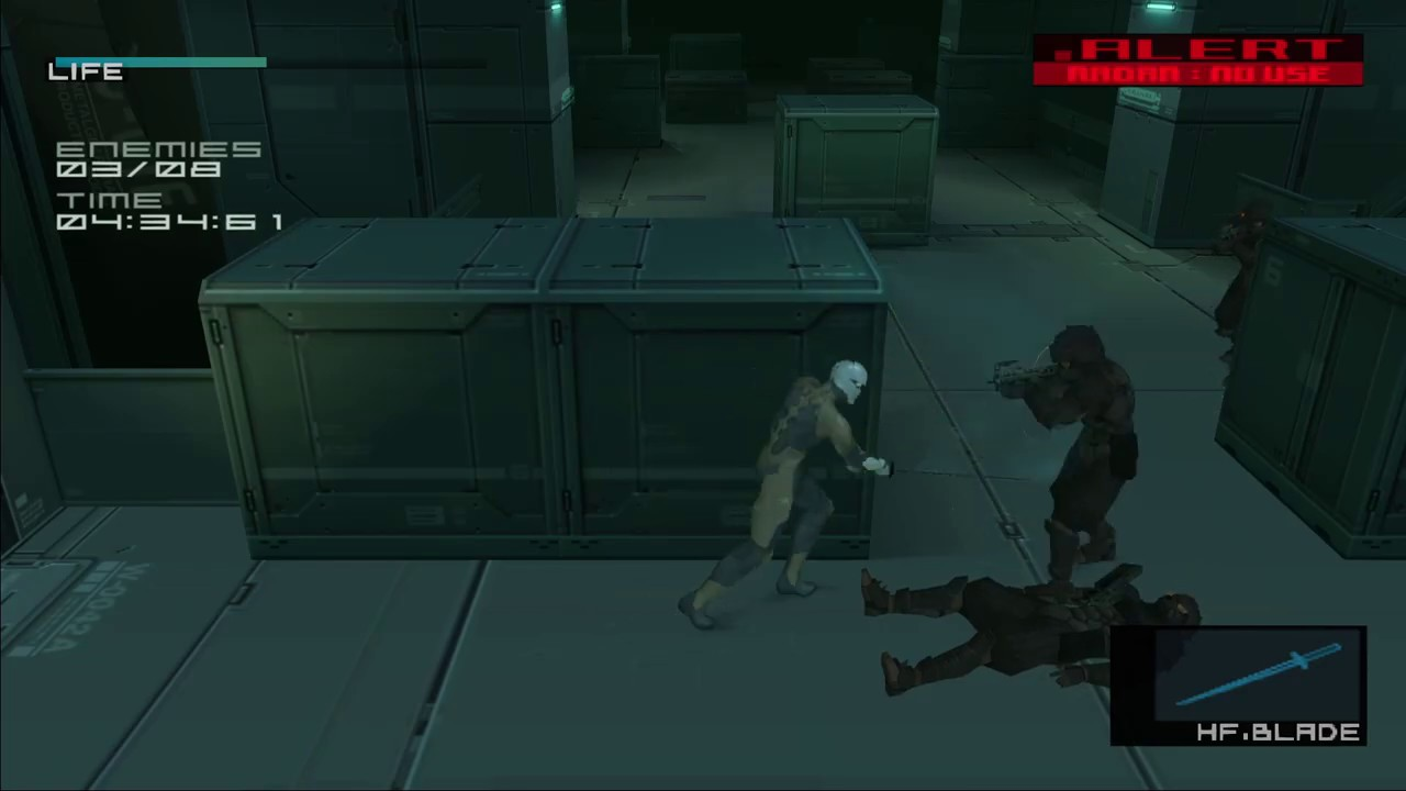PS2 Document of Metal Gear Solid 2 Cheats - Daftar, Review