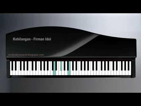kehilangan instrumental piano
