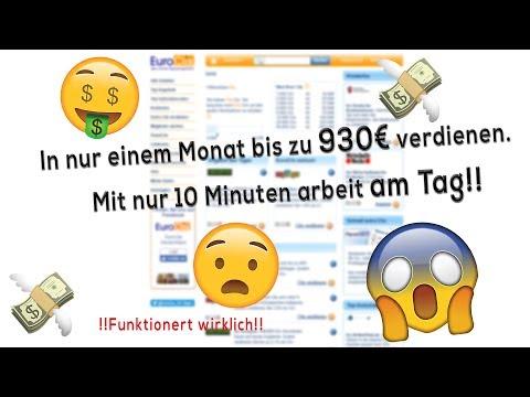 Geld Verdienen Im Internet Ohne Anmeldung - LogosDirect