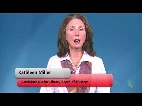 Meet the Candidates 2017: Kathleen Miller