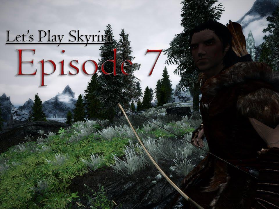 Смотреть секс в skyrim видео