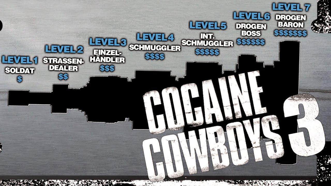 quotcocaine cowboys 3quot trailer deutsch german amp kritik