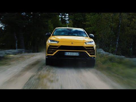 Lamborghini Urus - Every road is its road