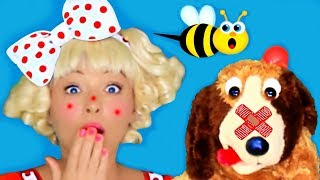 The Boo Boo Song | Nursery Rhymes and Kids Songs for Toddlers and Baby