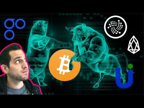 📈Crypto Recovery? $EOS Moons! Vitalik On HBO | Bithumb ICO | #1 New 🔥Crypto | $IOTA $MAN $OMG $UUU