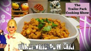 Turkey White Bean Chili