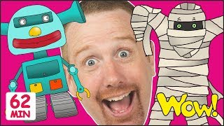 Best Bedtime English Stories for Kids from Steve and Maggie | Magic Wow English TV Speaking