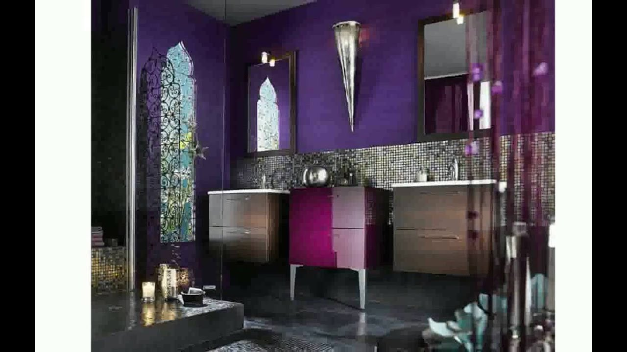 decoration salle bain youtube. Black Bedroom Furniture Sets. Home Design Ideas