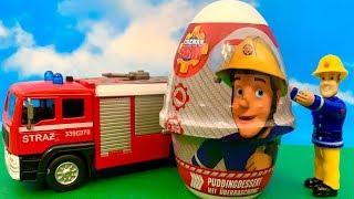 Fireman Sam Surprise Pudding  बच्चे, फायर फाइटर सैम, कार्टून, अचरज
