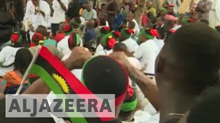 Biafra: Young Nigerians renew calls for independence