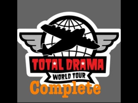 Total Drama World Tour Complete