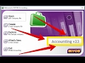 Cara Instal and Review MYOB Accounting v23.2 Terbaru 2017