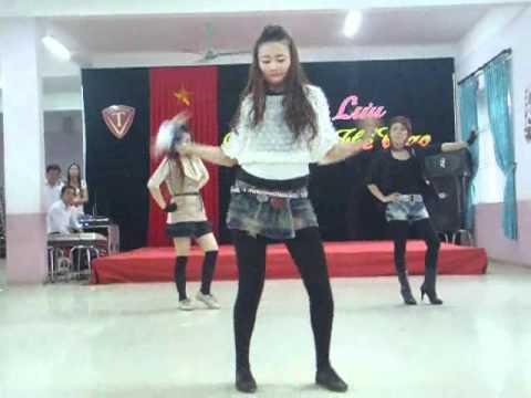 erobit- GV Trường Trưng Vương Quảng Trị.wmv