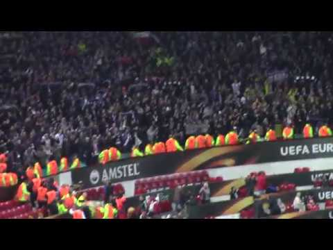 Man Utd 2 - RSC Anderlecht 1 -  Post Match - Europa League Quarter Final -  20 April 2017