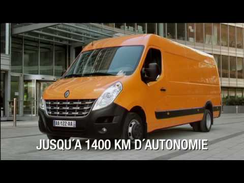 Publicité Nouveau Renault Master - Men in Blue - French