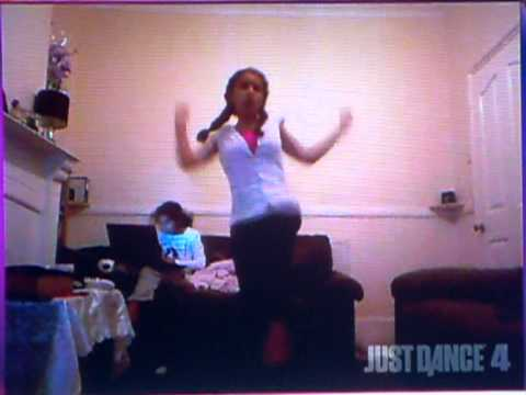Just Dance 4 Pink So what