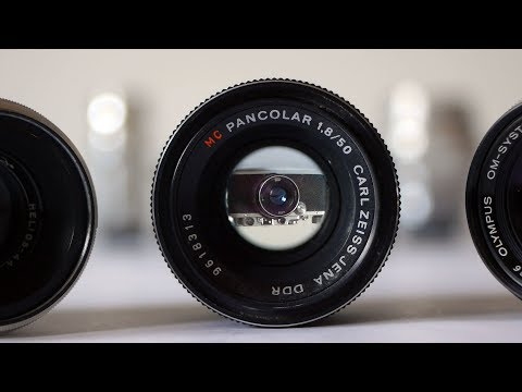 Cold War Colour King! Carl Zeiss Jena Pancolar 50mm F1.8 - First Impressions