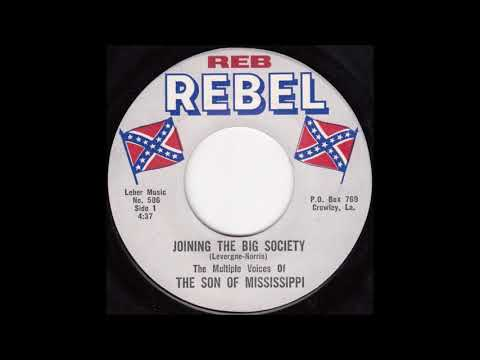 The Son of Mississippi - Joining the Big Society