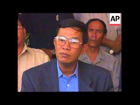 Download Cambodia - Attack on Hun Sen's residence
