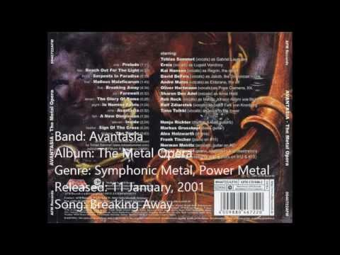 Power - Speed Metal: 2000 - 2001