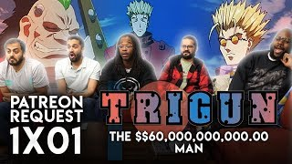 We have a reaction request from Mr. Big Stuff! Today we watch season 1 episode of Trigun The $$60000000000.00 Man! Stick around after the reaction for the ...