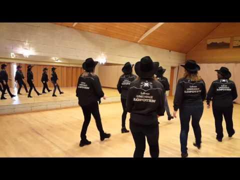 Leknes Linedance Lofoten - Open heart cowboy