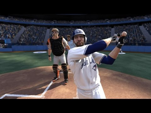 MLB 16 The Show 95 Jose Bautista Review!