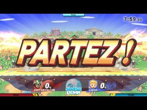 Smashdown World 2016 - Kesa vs Clade