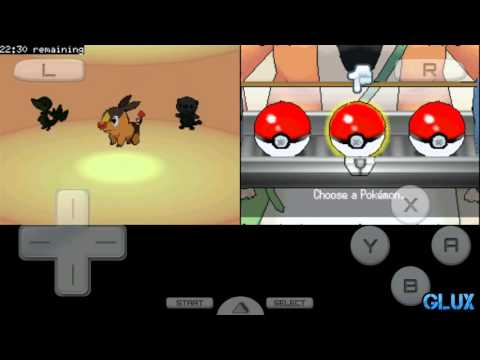 Pokemon Black And White 2 Android Gameplay + (download Link)1080p60fps