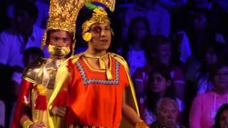 Celebración Cultural previa a la Dedicación del Templo de Trujillo Perú