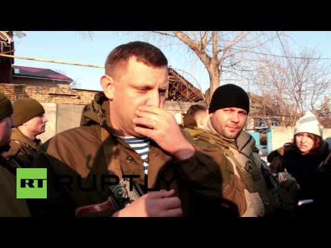 """Ukraine: """"U.S. made weapons found at Kiev airport positions"""" announce DNR/DPR"""