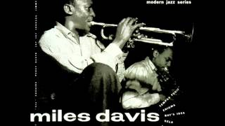 Miles Davis Sextet - Tempus Fugit / C.T.A. / I Waited for You