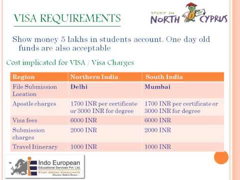 2015 03 09 15 02 Study in Northern Cyprus and student visa process