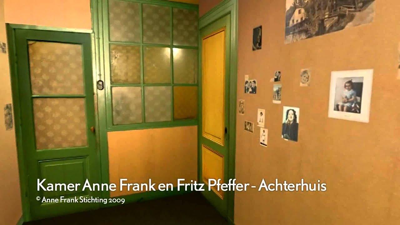 Visita ao anexo secreto de Anne Frank - YouTube